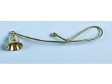 Candle snuffer brass